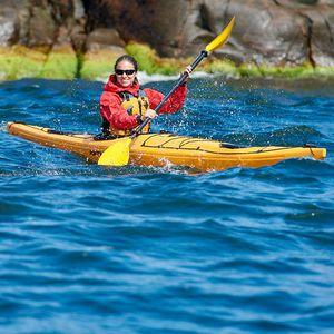rigid kayak / surf / expedition / playboat