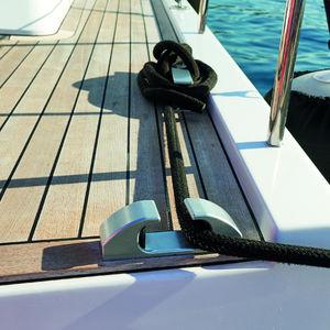 yacht warping fairlead