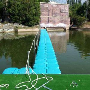 modular floating walkway