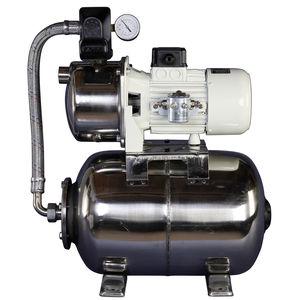 fresh water water pressurization system