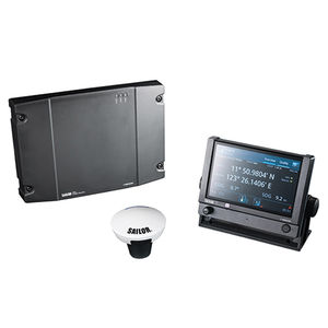 GNSS positioning system / GPS