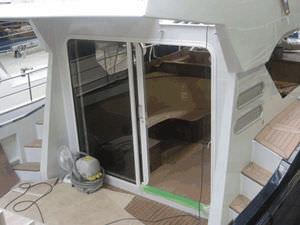 boat door / sliding