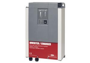 voltage inverter-charger / DC / AC / marine