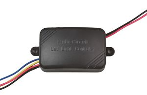 LED light lighting control module