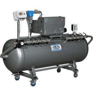 shipyard vacuum system / mobile / for RTM