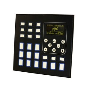 ship monitoring and control panel / for boats / for yachts / alarm