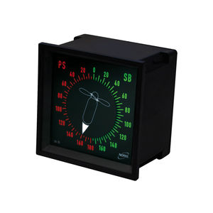 analog indicator / for boats / for ships / heading