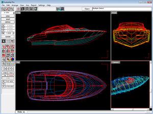 hull design software