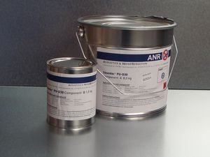 polyurethane paint / soundproofing