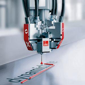 resin metering - mixing unit / dynamic / shipyard
