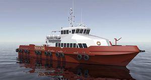 rescue ship (SAR)