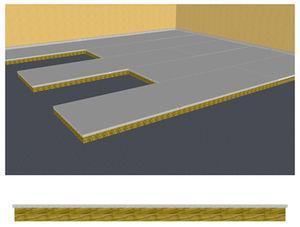 ship floor panel