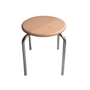 ship stool / round base