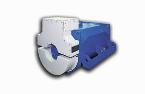 inboard engine / electric / for ships / permanent magnet