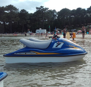 two-seater jet-ski / electric / for recreation centers