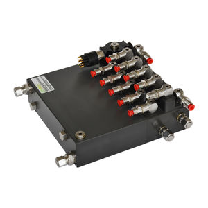 ROV valve pack