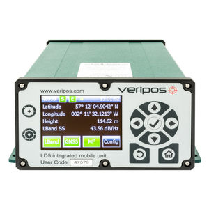 GNSS positioning system