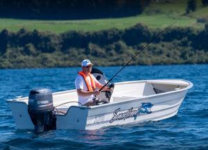 aluminum small boat