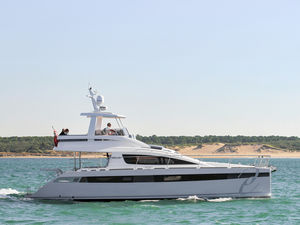 Catamaran Motor Yacht All Boating And Marine Industry