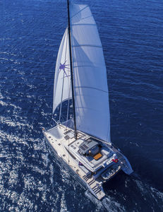 catamaran sailing yacht