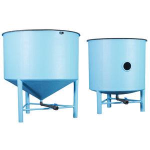 algoculture breeding tank / for aquaculture / for shellfish aquaculture / fish farming
