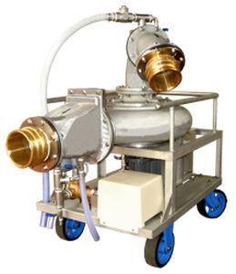 aquaculture fish pump / transfer / seawater