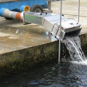 aquaculture fish counting machine