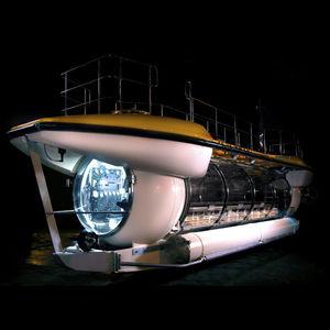 tourism submarine