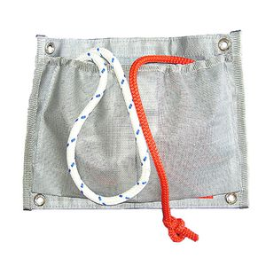 halyard bag / for sailboats / waterproof / breathable
