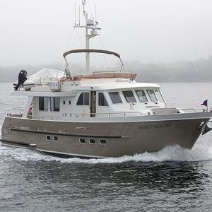 inboard trawler