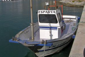 fishing auxiliary boat