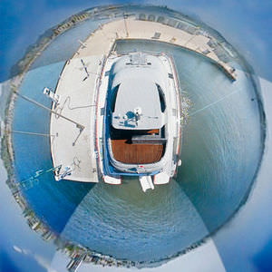 yacht video camera system