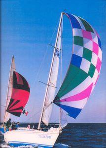 symmetric spinnaker / for cruiser-racer sailboats