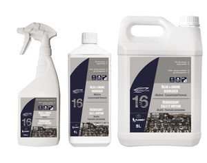 bilge cleaner / for engines / for boats