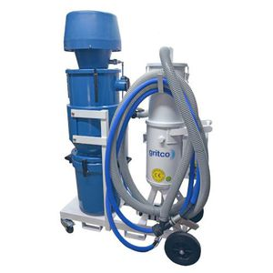 Mobile sandblasting machine - All boating and marine industry