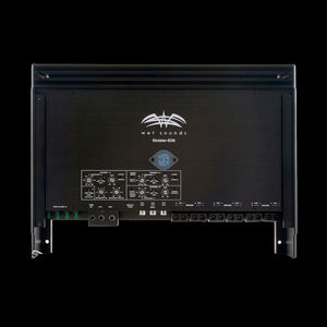 audio amplifier / marine / 6-channel