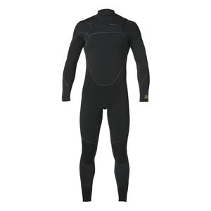 dive wetsuit without neoprene / long-sleeve / one-piece / 3.5 mm