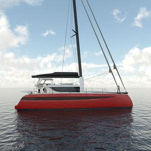 Twin keels sailboat, Bilge keel sailboat - All boating and
