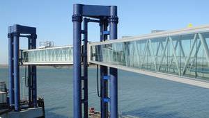 ferry gangway
