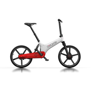 electric folding bike / for yachts