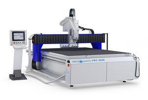 CNC machining center / 3-axis / vertical / for plastics