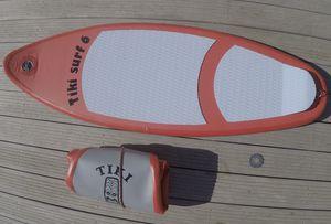 inflatable kiteboard / surf / wave / wakestyle