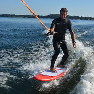 inflatable kiteboard