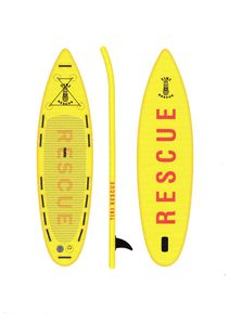rescue SUP / inflatable