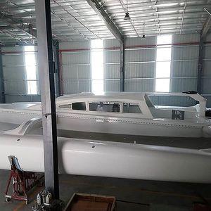 trimaran sailing yacht / fast cruising / charter / cruising-racing