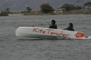 kite sailing dinghy