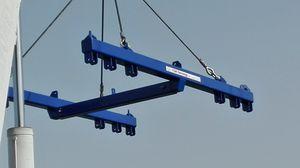 boat hoist spreader beam