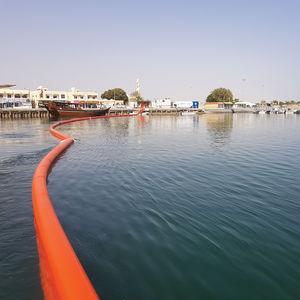 oil spill boom