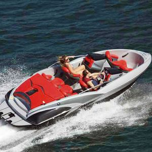 hydro-jet runabout / bowrider / 7-person max.