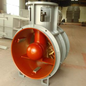 fixed thruster / bow / stern / for boats